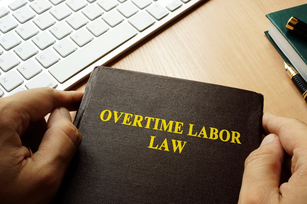 New Law About Overtime Pay