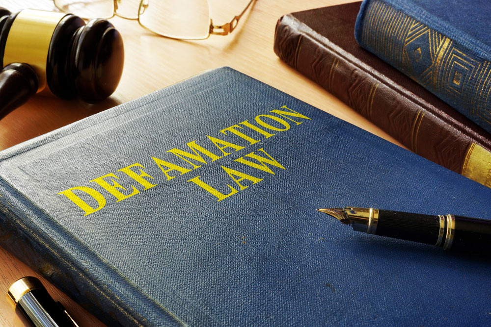Defamation in the Workplace Lawyer Toronto
